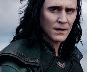 gif, Marvel, and tom hiddleston image