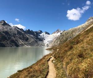 eis, berge, and natur image