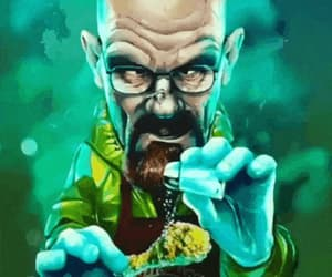 art, breaking bad, and drug image
