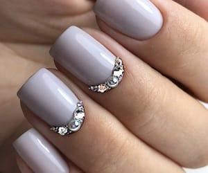 nails and simple nail image