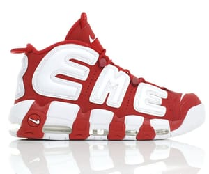 air, nike, and uptempo image