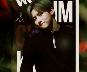 k-pop, wallpaper, and i.m image