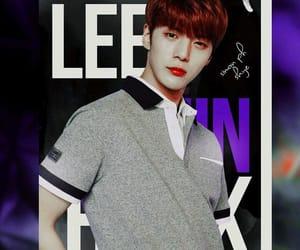 k-pop, wallpaper, and minhyuk image