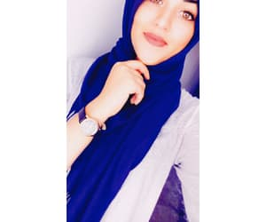 beauty, hijab, and instagram image
