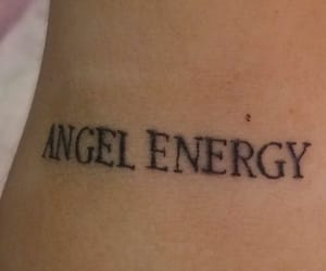 tattoo, aesthetic, and angel image