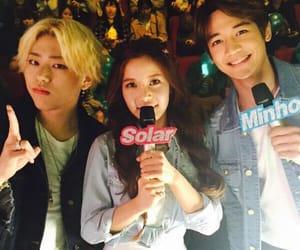 SHINee, block b, and Minho image