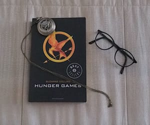 books, fandoms, and thg image