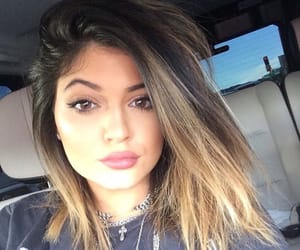 jenner, kylie, and young kylie jenner image