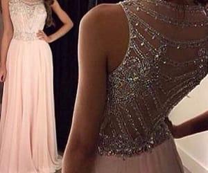 dress, prom dresses, and wedding dresses image