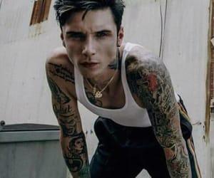 band, tattos, and beautiful image