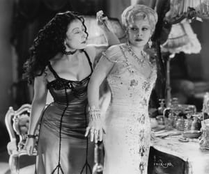mae west and she done him wrong image