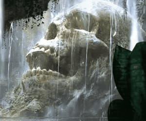 bone, death, and gif image
