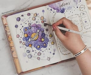 art, cute, and bujo image