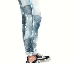 aesthetic, draw, and jeans image