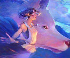 princess mononoke and studio ghibli image