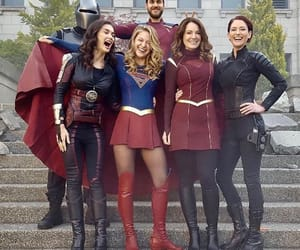Supergirl, melissa benoist, and erica durance image