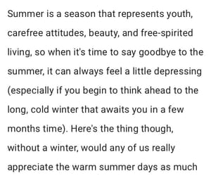 autumn, true, and end of summer image