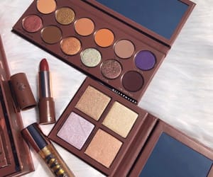 autumn, colors, and eyeshadow image