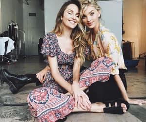 models, Victoria's Secret, and blonde image
