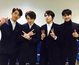 band, idols, and korean image