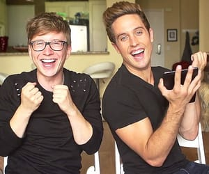 youtube, tyler oakley, and the drunk image