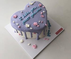 aesthetic, pastel, and cake image