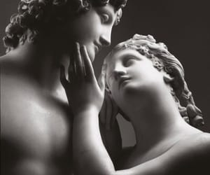 adonis, aphrodite, and sculpture image