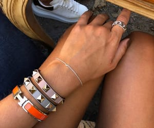 bracelet, isabel, and sneakers image