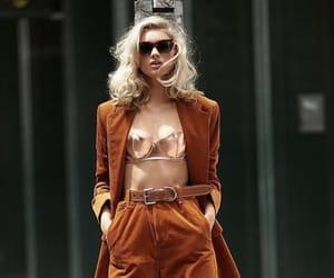 fashion, girl, and victoriassecret image