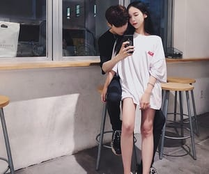 aesthetic, Relationship, and ulzzang image
