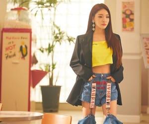 kpop, chungha, and korean image