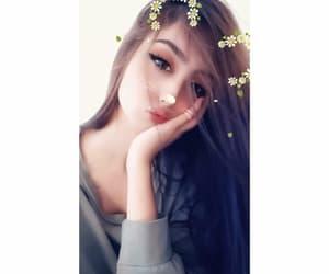 gilr, cute, and منوعه image