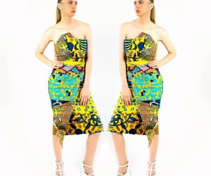 african fashion, fashion, and ankara tops image