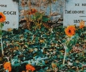 aesthetic, painting, and van gogh image
