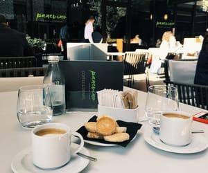 bar, cafe, and coffee image