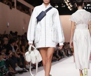 "fashiontomax: ""#FTMRunway / @KendallJenner walking for @Fendi. #KendallJenner #Fendi #FendiSS19 #MFW #SS19 #MFWSS19 #model #fashion #style #runway / photography by: @gersonlirio x @fashiontomax"""