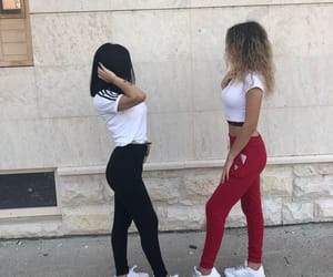adidas, aesthetic, and bff image