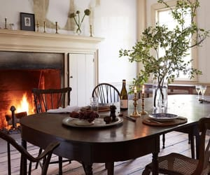 Farmhouse Dining @onekingslane on Instagram