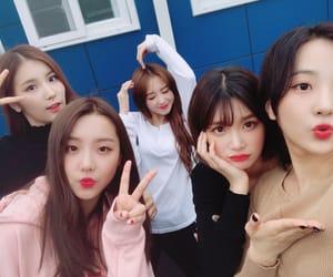 bella, sohee, and karin image