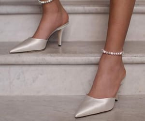 diamonds, fashion, and heels image