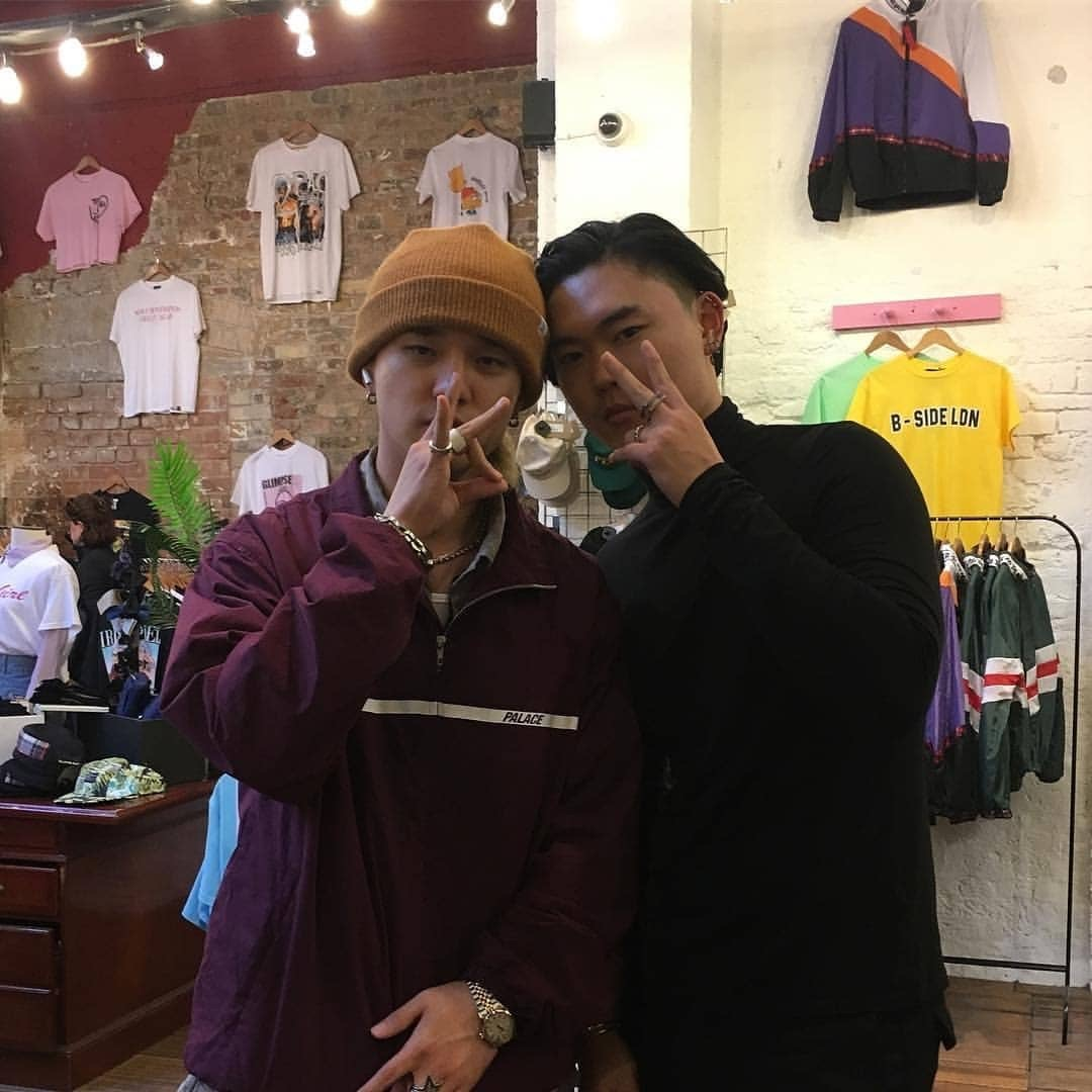 Image de dean, deantrbl, and kwon hyuk