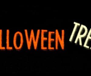 Halloween and header image