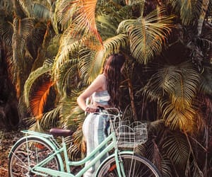 bycicle, wanderlust, and explore image