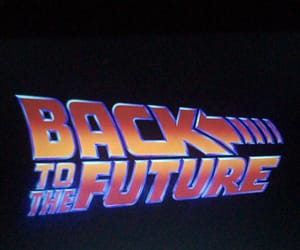 cool, delorean, and movies image