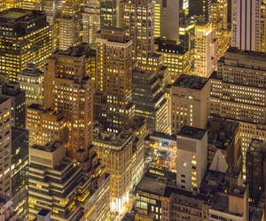buildings, city, and manhattan image