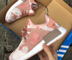 camo, pink, and adidas nmd xr1 image