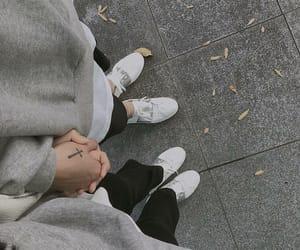 couple, ulzzang, and aesthetic image