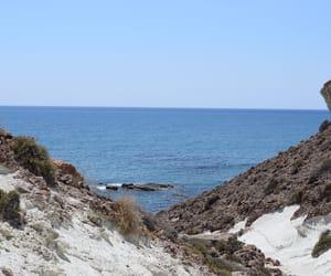 sea, agüa, and spain image