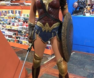 wonder woman, mulher, and maravilha image
