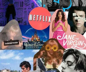 Collage, grease, and disney image